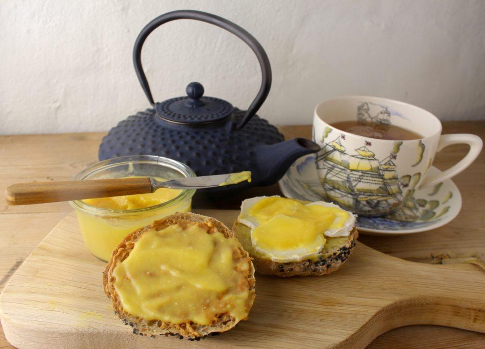 Lemonspread - Mad med glød