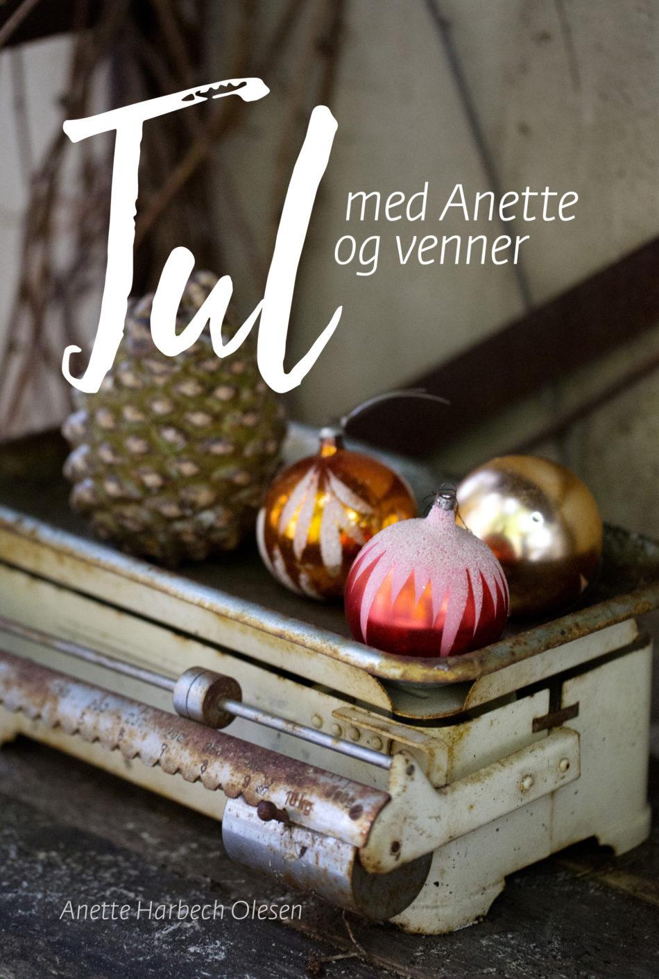 Gratis Jule E-bog til dig fra Anette Harbech Olesen