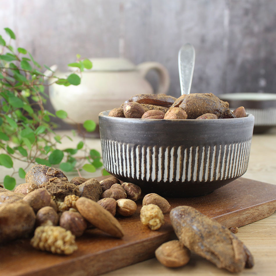 Sunde nemme snacks - Mad med glød